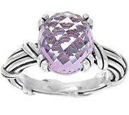 Peter Thomas Roth Sterling Fantasies 4.40 ct Rose de France Ring - J329192