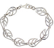 Novica Artisan Crafted Sterling Vitality Link Bracelet - J109394
