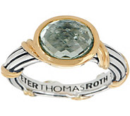 Peter Thomas Roth Sterling & 18K Clad Gemstone Ring - J356994