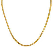 18 Franco Chain Necklace, 14K Gold, 28.3g - J384895