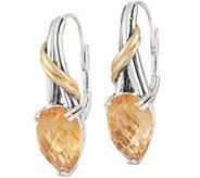 Peter Thomas Roth Sterling & 18K Gemstone Earrings - J356997