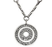 Novica Sterling Artisan Crafted LongPendant Necklac - J297098