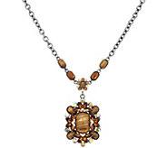 LOGO Links by Lori Goldstein Juliet Pendant Necklace - J355398