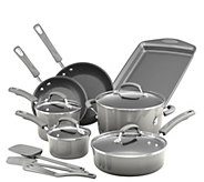 Rachael Ray Classic Brights Nonstick 14-Piece Cookware Set - K378400