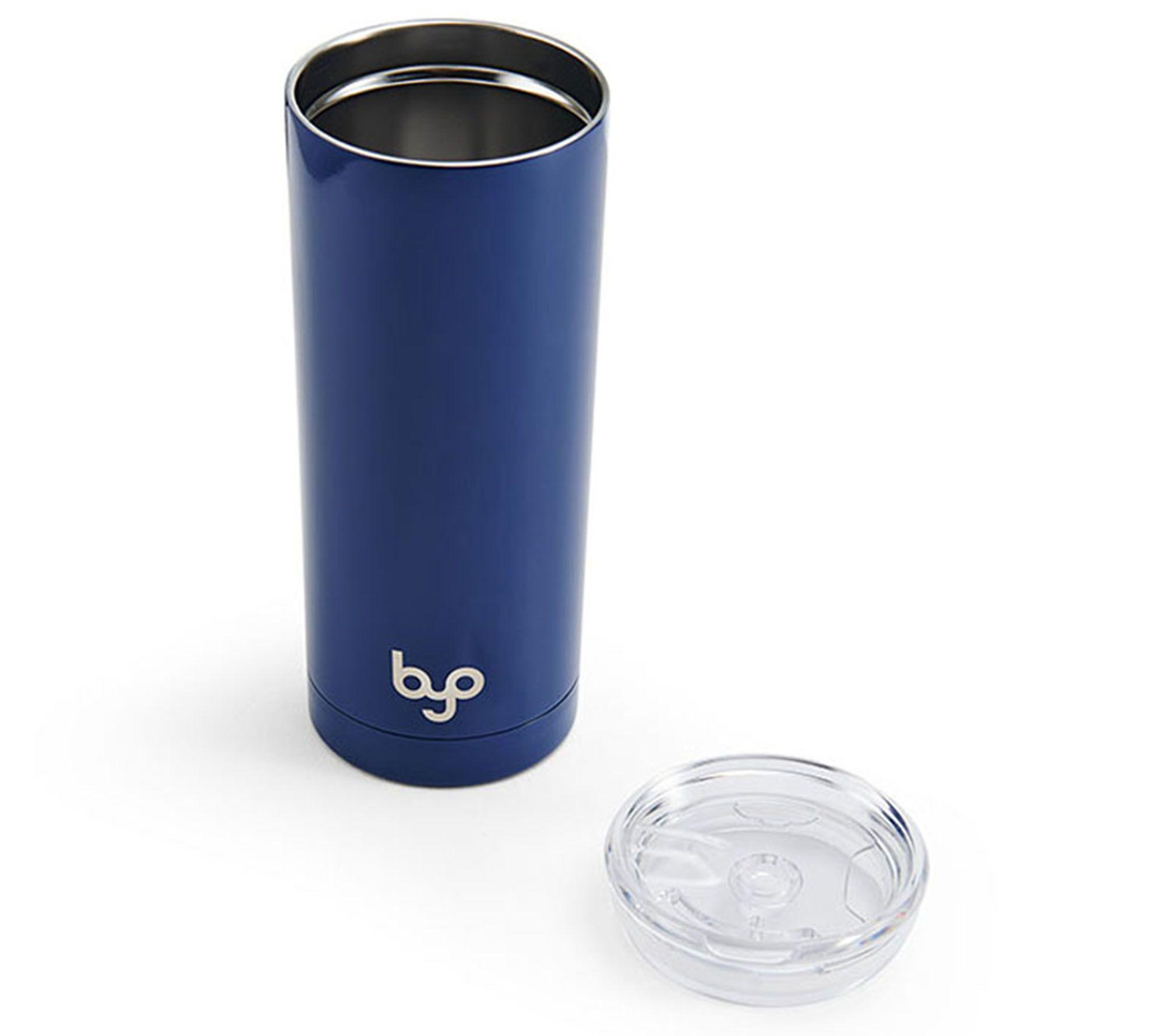 a272d6af45b BYO 20-oz Perfect Seal Vacuum Insulated Bottle — QVC.com
