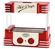Nostalgia Electrics RHD-800 Retro Series Hot Dog Roller - K299502