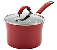 Rachael Ray Cucina Hard Enamel Nonstick 2-qt Covered Saucepan - K304904