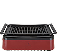 Cooks Essentials Smoke-less Indoor Electric Grill - K47104