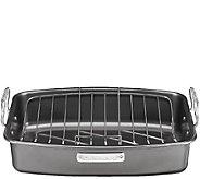 Cuisinart Ovenware Classic Non-Stick Roaster with V-Rack - K303805