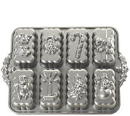 Nordic Ware Holiday Mini Loaf Pan - K305705