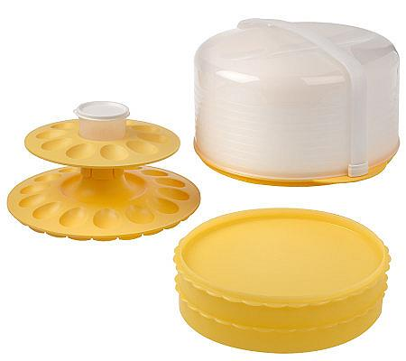 tupperware cake taker tupperware cake taker with pie and deviled egg inserts 8111