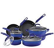 Rachael Ray Porcelain II 10-pc Cookware Set - K300608