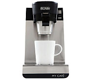 BUNN My Cafe Universal 4-in-1 Single Serve HomePod Brewer - K302808