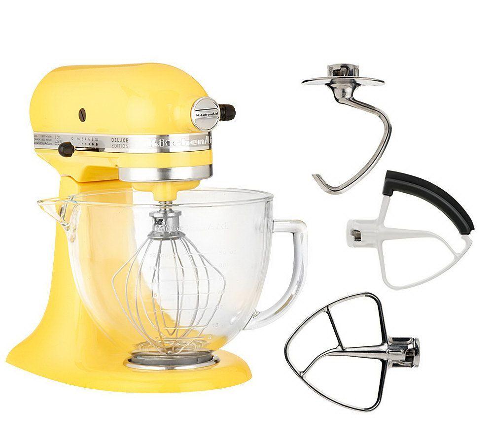 Marvellous Yellow Kitchen Aid Mixer Ideas Exterior Gaml
