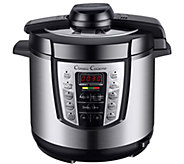 Classic Cuisine 6-quart Multi-Cooker 4-in-1 Pressure Cooker - K378308