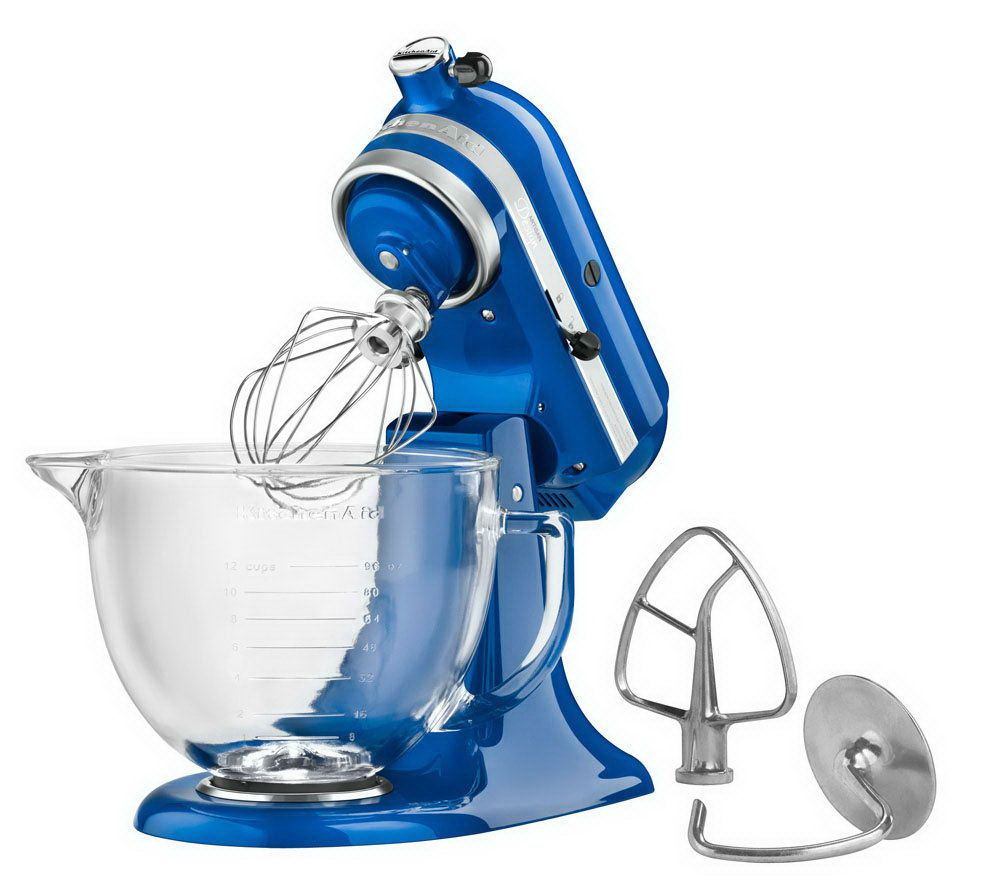KitchenAid Artisan Design Collection 5qt 325 Watt Stand Mixer - Page ...