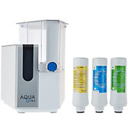 AquaTru Ultra Reverse Osmosis Countertop Water Purifier - K47209