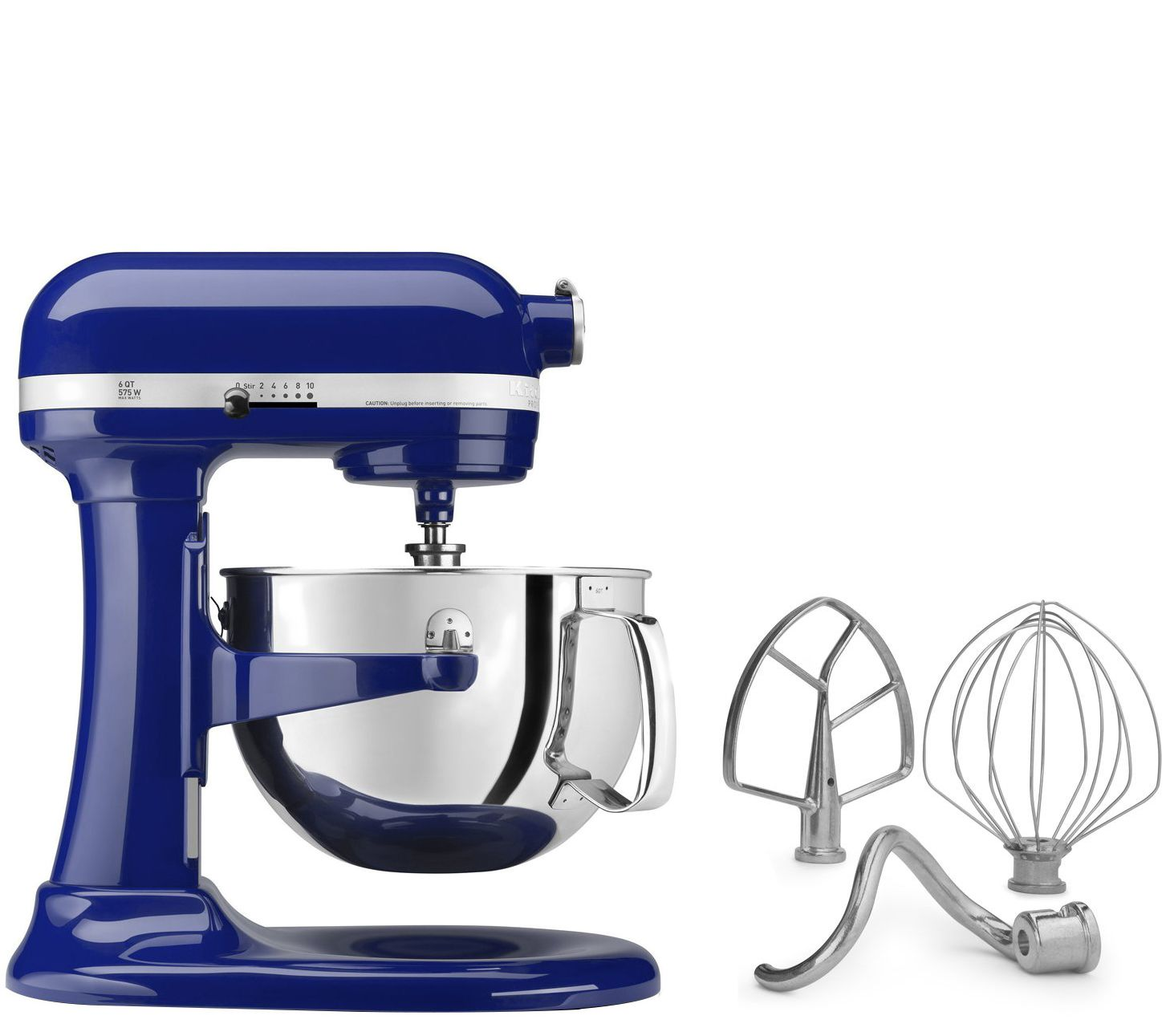 Miraculous Kitchenaid 6 Qt Pro Stand Mixer Qvc Com Download Free Architecture Designs Scobabritishbridgeorg