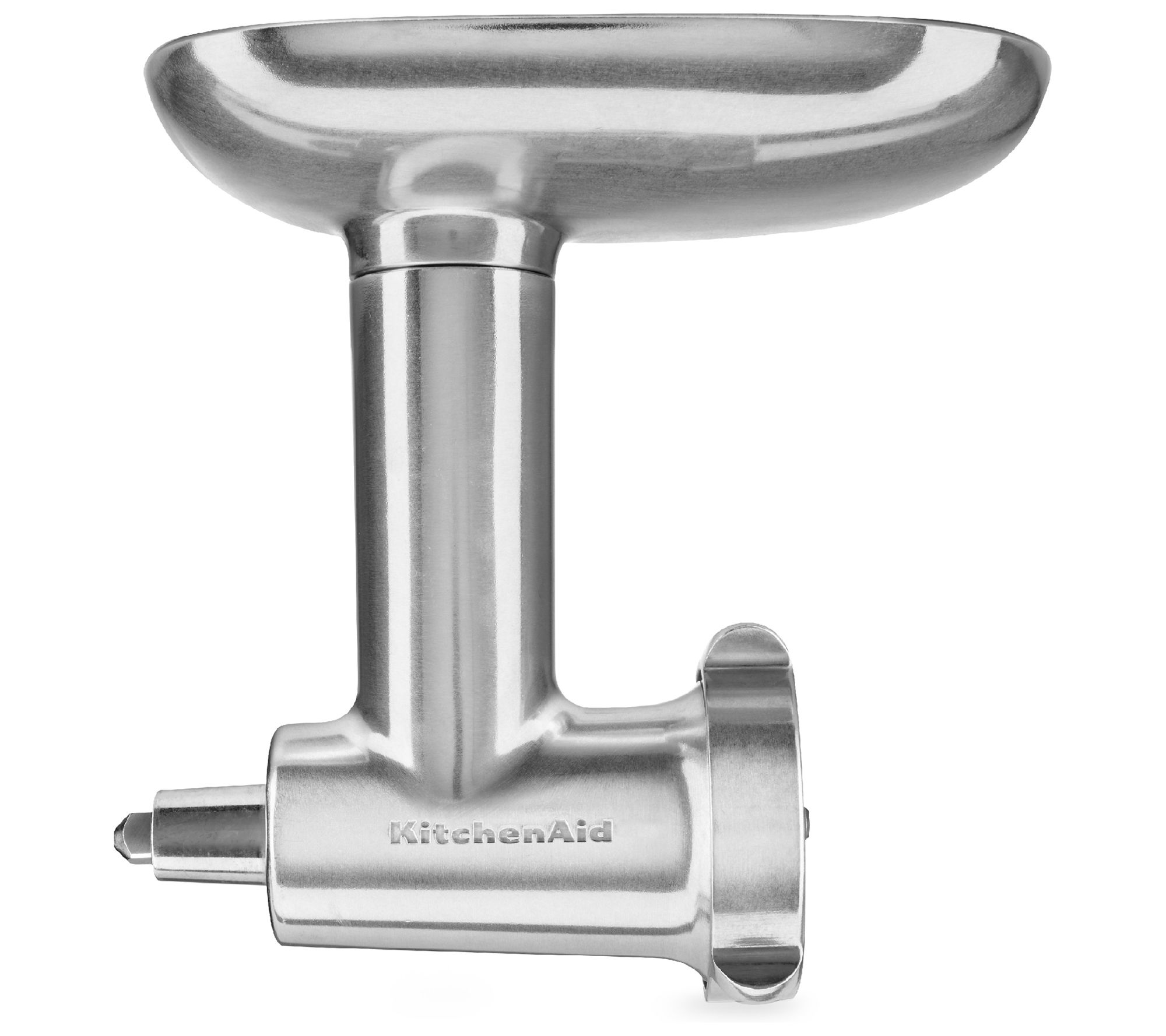 KitchenAid Metal Food Grinder Attachment — QVC.com