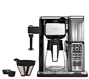 Ninja Coffee Bar with Glass Carafe and Built-inFrother - K305814