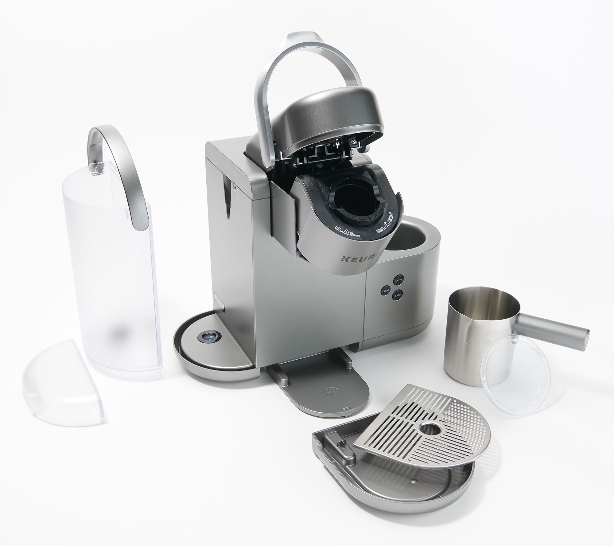 Keurig K-Cafe Special Edition Coffee & Latte Maker W/ 60 K