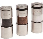 Cuisinart 3-Piece Magnetic Grilling Spice Set - K305315