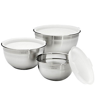 Cuisinart Set of 3 Mixing Bowls with