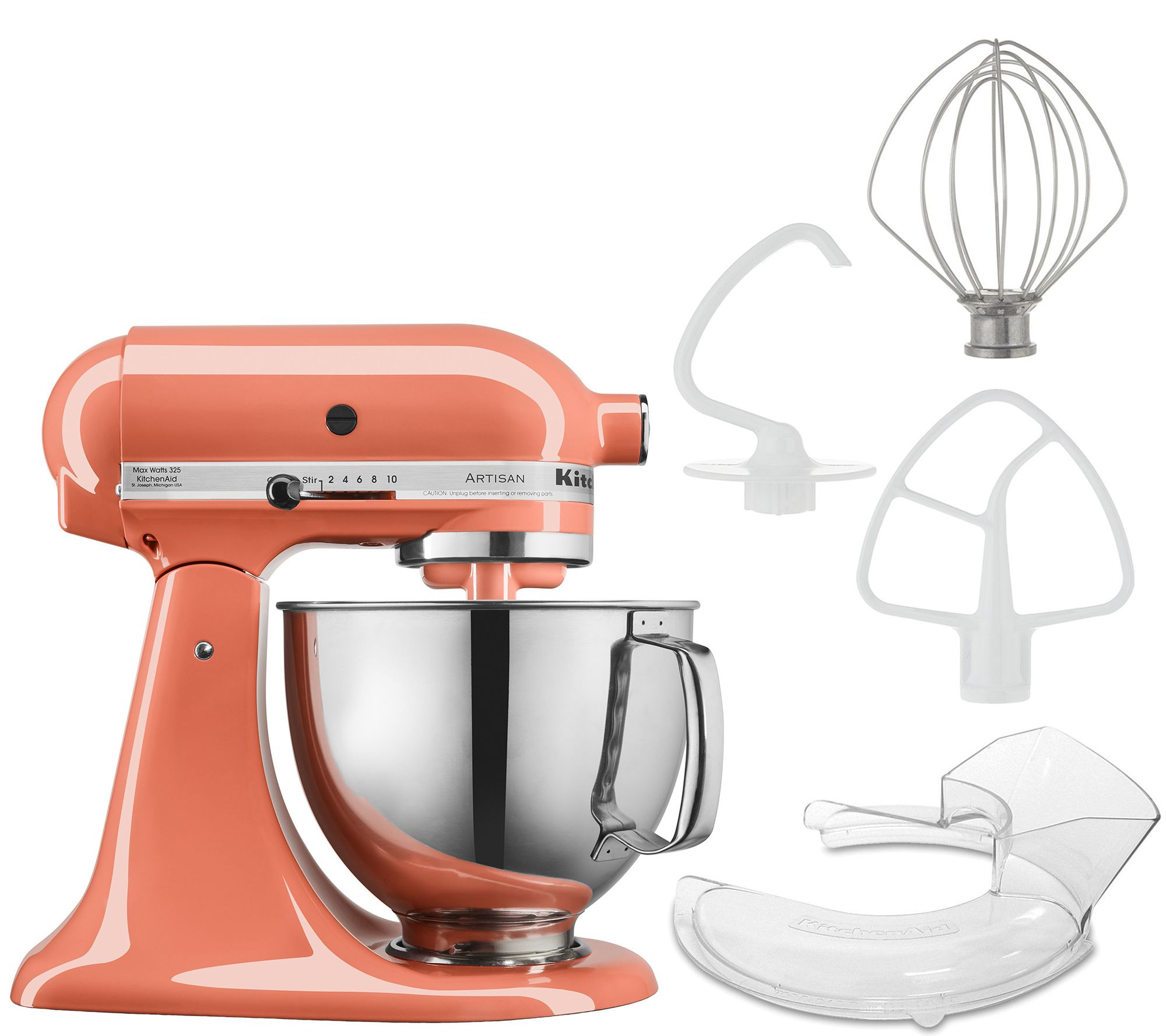 KitchenAid Artisan 5-qt Tilt-Head Mixer — QVC.com