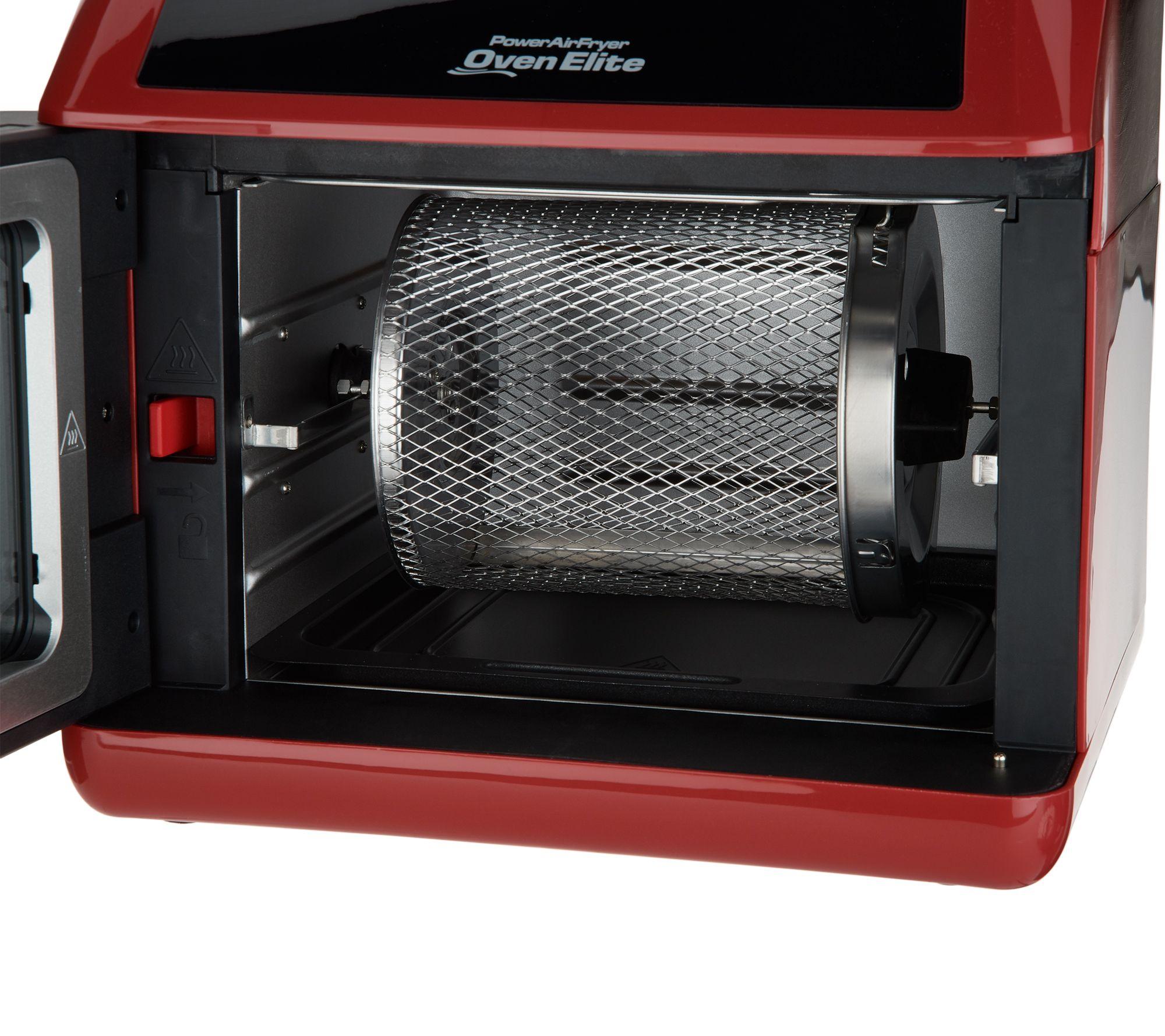 Power Air Fryer Oven Elite 6-qt with Accessories — QVC com