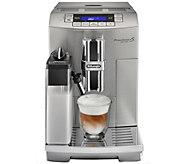DeLonghi PrimaDonna S Deluxe Automatic BeverageMachine - K376917