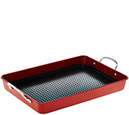Cooks Essentials 3-pc BBQ Grill Pan with Removable Nonstick Plates - K44217