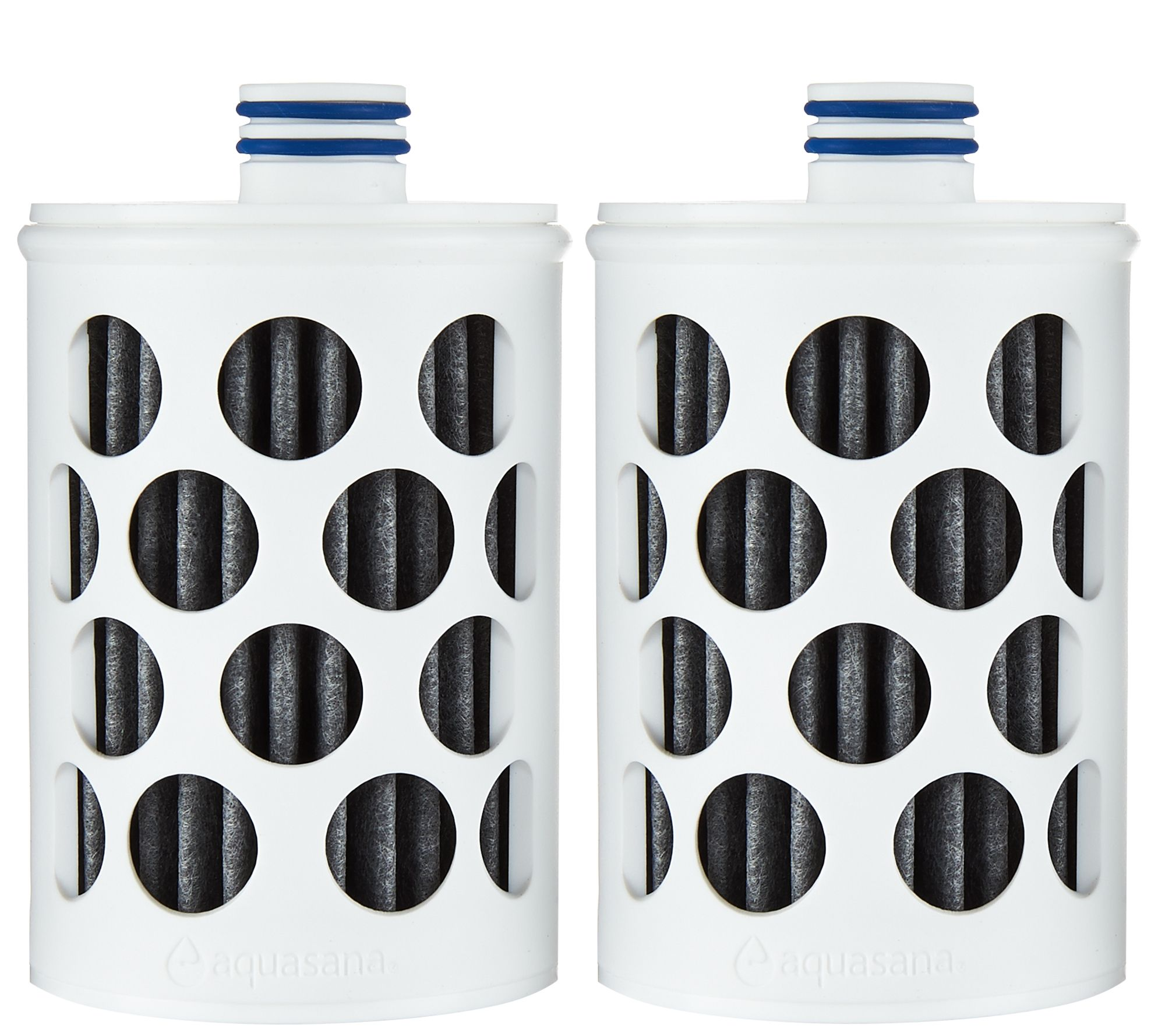 9c2752a952 Set of 2 Water Filters for Aquasana Active Water Bottle - Page 1 — QVC.com