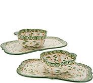 Temp-tations Old World 4-Piece Soup & Sandwich Set - K47317
