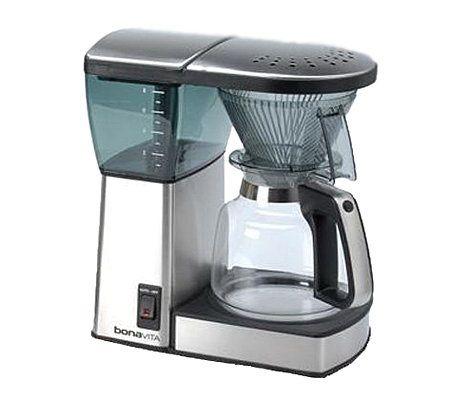 Bonavita Brew Bv1800 8 Cup Coffee Maker With Glass Carafe