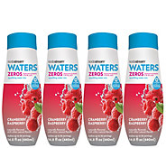SodaStream Waters Cran-Raspberry Zeros Sparkling Drink - K305019