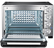 Toshiba MC32ACG-CHSS Convection Toaster Oven -Stainless Steel - K378219