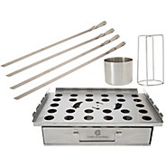 Cooks Essentials 5-in-1 Multi-Function Grill Pan - K43919