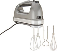 KitchenAid 7-speed Digital Hand Mixer with Dough Hooks - K47420