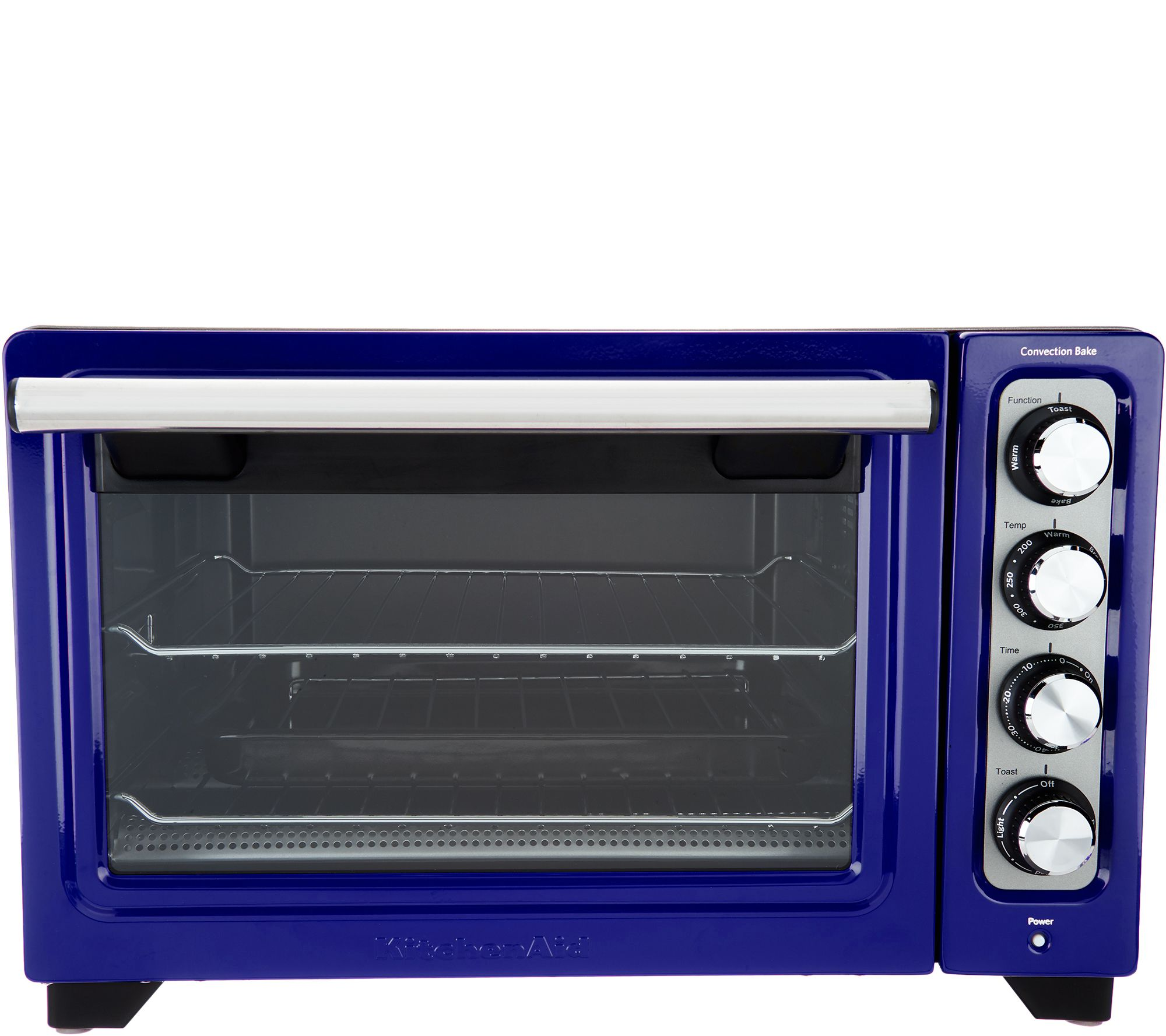 Kitchenaid Countertop Convection Oven With Extra Broil Pan Page 1