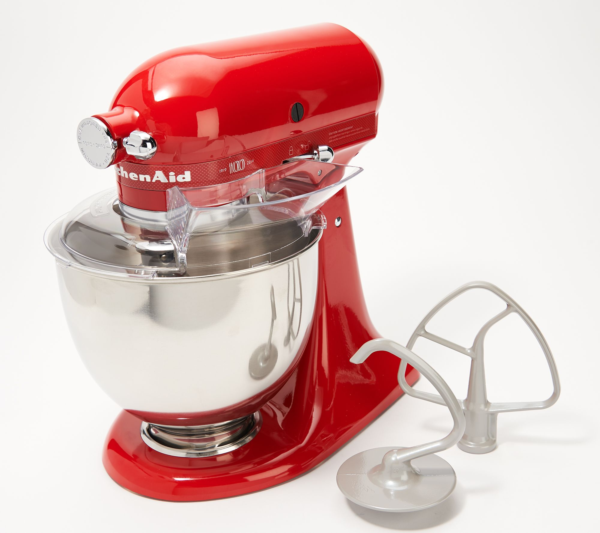 Kitchenaid 100 Year Limited Edition Queen Of Hearts 5qt