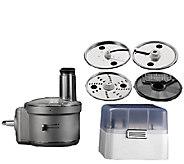 KitchenAid Food Processor Stand Mixer Attachment & Dicing Kit - K303721