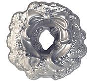 Nordic Ware Holiday Wreath Bundt Pan - K304722