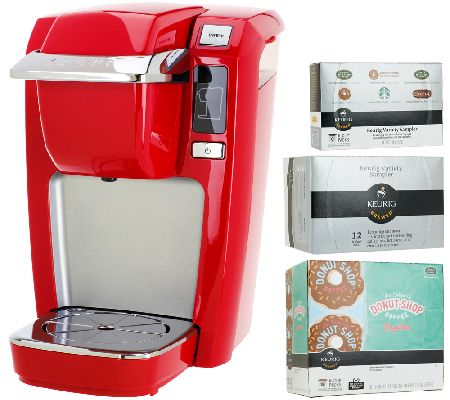 Keurig K10 Personal Coffee Maker With 36 K Cup Packs Page 1 Qvccom