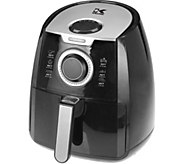 Kalorik 3.2-qt Air Fryer with Dual Layer Rack - K375723