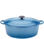 Le Creuset Cast Iron 8 qt. Oval Dutch Oven - K47023