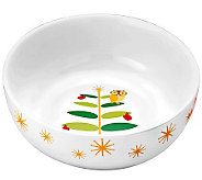Rachael Ray Holiday Hoot 10 Serving Bowl - K300624