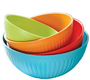 Nordic Ware Set of 4 Prep N Serve Bowls - K304824