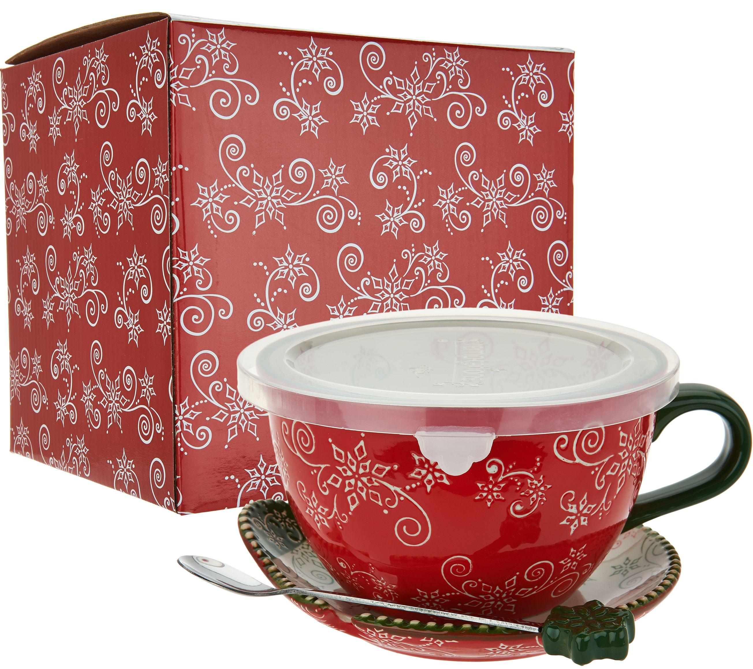 Soup Mug With Handle And Lid Best Mugs Design