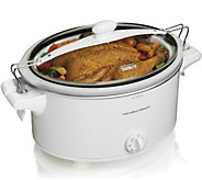 Hamilton Beach Stay or Go 6-qt Slow Cooker - K375525