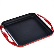 Le Creuset 9.5 Square Cast Iron Griddle Pan - K44526